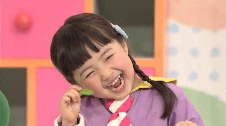 笑顔の増田梨沙